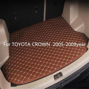 لtyota CROWN 2005-2009year S Car Anti-skid Trunk Matter Waterst Sater Seart