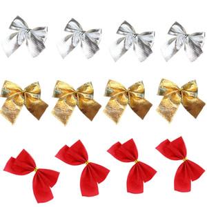 12 adet / grup Pretty Papyon Noel Ağacı Süsleri