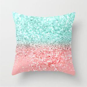 40* 40CM Home Sofa Throw Pillowcase Fashion Pillow Covers Chair Sofa Colorful Printing Cushion Covers Pillow Case Home Decor DBC DH0878-1