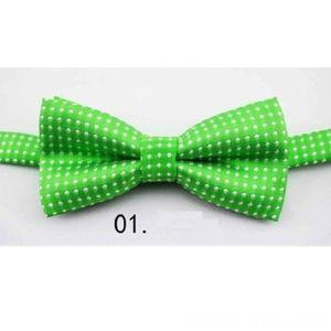 meninos HOOYI 2019 Acessórios Dot gravata borboleta poliéster bebê gravata borboleta crianças nee HOOYI 2019 meninos Ties Acessórios Dot gravata montículo