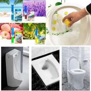 Household Toilet Cleaner Detergent Toilet Deodorant 0.044Kg Petal Yellow, Purple, Green, Blue Gel Other Bath Toilet Supplies