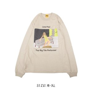 Kanye West Konzert Begrenzte Foam Printing Hoodieart Plus-Pullover Pullover Rundhalsausschnitt-Sweatshirt Pullover Distressed Style Plus HOODIE1a26 #