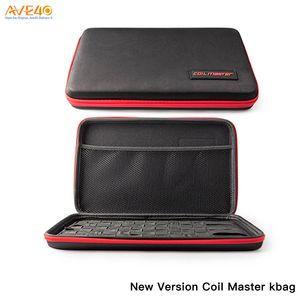Kuro Koiler의 기존 코일 마스터 Kbag RDA RBA 분무기 용 코일 지그 코일 마스터 툴 키트 Reformilding Vape Mod DHL 무료 배송
