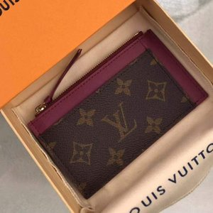 Hombres y mujeres nuevos TARJETA DE SOPORTE RELAMPAGADA de lujo del diseñador bag M67889 titular de la tarjeta de las mujeres Tarjetero para mujer