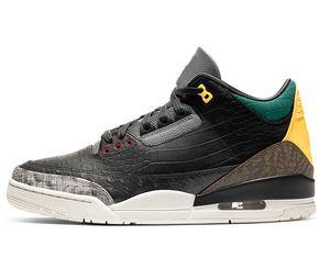 с Box 2020 Мужская обувь для баскетбола Кроссовки для мужчин Спортивная обувь Цвет Черный Желтый Зеленый CV3583-003 Animal Instinct 2.0 US7-13