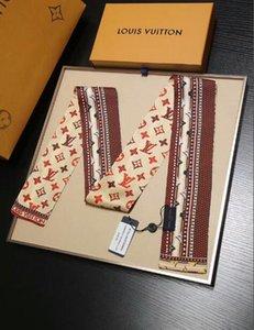 Bolsas SCRAF FRANCIA IMITACIÓN EDICIONAL TOTE CA CA Monedero Monedero Seda Handbag Mujeres Lady Paris Muffler Bolsa de boda Gqtik