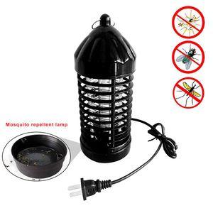 Anti-moustique électronique LED Lampe électrique Zapper Anti-Moustique Répulsif Anti-moustique électronique Killer EU et US Plug UU