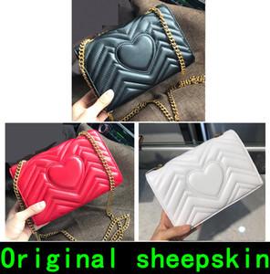 Disco bolsa de hombro caliente clásico bolso retro bolsa de moda en forma de corazón famosa carta bolsa de la cámara mochila cartera