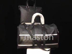 45 Keepall hommes polochons sac sacs de voyage de sport réfléchissant Keepall 55 sacs à main des femmes BANDOULIERE bagages de luxe pour hommes new7e0f #