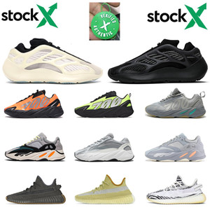 Economici Originale 2017 Run Scarpe da corsa donne e uomini nero bianco Runings Run Shoe Athletic Outdoor Sneakers una taglia 36-45