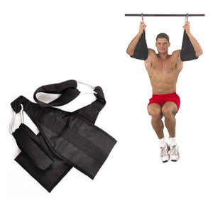 Pull-Ups Abdominal Muscle Training Horizontal Bar AB Sling Straps Hanging Belt In Stock