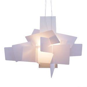 Современная Dia65cm акриловая подвесная лампа из нержавеющей стали Big Bang подвесной светильник люстра акриловая лампа Fxiture PA0052