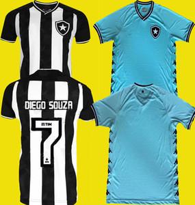 2020 2021 Botafogo de Futebol e Regatas maglia da calcio 20 21 Botafogo Brasile Prima divisione casa lontano calcio Camicia uniforme