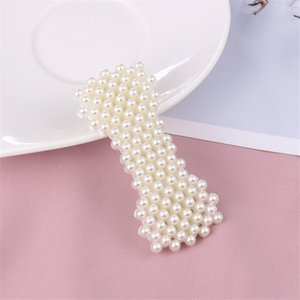 Cute Style Acrylic Hair Clip for Girls Women Water Drop Shape Leopard Marble Textured Geometric Duckbill Barrette Hairpin Hair Accessories