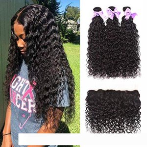 Fashion 1 3 Pieces Bundles pelucas Kinky Curly Hair Extensions Black Hair Weft Natural Looking Bundles Yaki Straight Deep Curly Body Wave