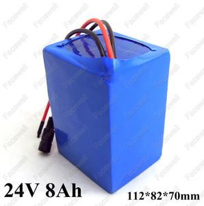BMS + 충전기 250w 모터 500w 스쿠터 8AH 24V 배터리 BMS 24V 20A 리튬 배터리 팩 리튬 이온 bateria 24V의 전자 자전거