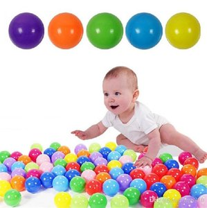 5.5CM Balloon Baby Children Growing Ocean Ball Toys Water Fun Sand Play Ball Beads Gel Jelly Multi Color Christmas festival balloon IB237