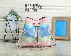 Escale neonoe 44022 kadın tasarımcı lüks çanta çantalar çapraz vücut debriyaj alışveriş messenger alışveriş çantası omuzdan askili çanta Kılıf kozmetik çantası