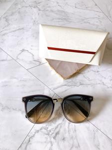أعلى نوعية جديدة 958 رجل النظارات الشمسية الرجال النساء نظارات الشمس نظارات شمسية الاسلوب المناسب يحمي عيون Gafas دي سول هلالية دي سولي مع حالة