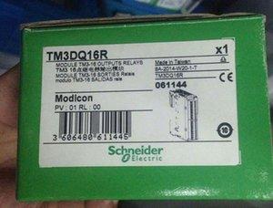 Оригинальный модуль вывода Schneider TM3DQ16R Бесплатная ускоренная доставка Новый в коробке