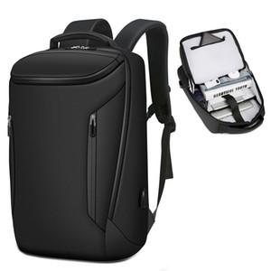 17,3 pouces sac à dos pour ordinateur d'affaires Sac Voyage pour extérieur Voyage Rucksack grand sac College School Student Sacs
