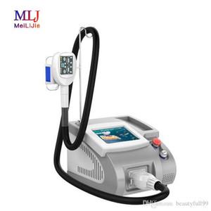 2020 Envoi gratuit supprimer Portable perte de poids cellulite graisse minceur cryolipolysis mètre simple machine de cavitation de graisse congelée tête