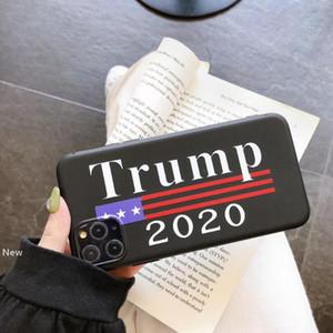 Trump Телефон Дело Donald Trump 2020 Выборы Мягкий защитный чехол для телефона Iphone Party Favor OOA7980