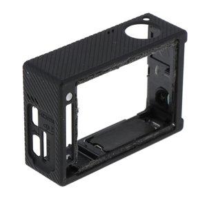 Rahmen und Wandmontage Hohl Fall-Abdeckung für GoPro Hero 4 Action-Kamera