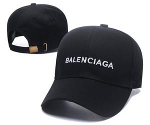 قبعات الكرة 2020 جديد قبعة بيسبول 24 لون ذروة اختياري قبعة سوداء قبعة بيضاء قابل للتعديل في الهواء الطلق الحماية من الشمس قبعة الكبار