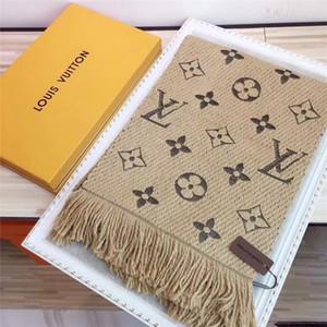 L'alta qualità degli uomini e delle donne di vendita caldo autunno e l'inverno di lana stile spesso scialle sciarpa FashionWomen sciarpa di autunno e l'inverno