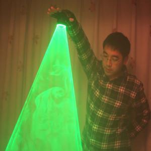 Автоматическое перемещение зеленый лазер перчатки ладони лазер для DJ танцевальный клуб вращающийся лазерное шоу светодиодные перчатки светодиодные светящиеся костюмы