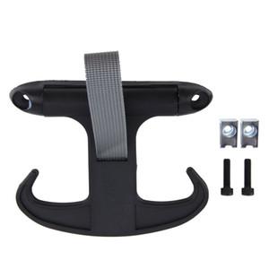Car Cargo Bull Horn Shape Trunk Bag Hook Holder Hanger for Magotan Sagitar Octavia CC NMS