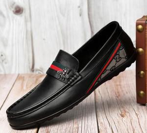 2020 modelos de outono selvagem moda casual sapatos masculinos sapatos de condução ao ar livre confortável respirável antiderrapante sapatos masculinos resistentes ao desgaste