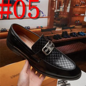 Shoes Men Dress Leisure Genuine Leather Derby Brands Party Wedding Formal Luxurious Men's Oxford Casual Alligator Shoes