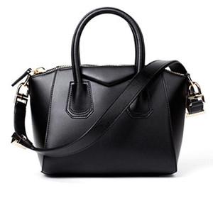 Antigona Female Designer-Handtaschen berühmte Marke Schultertaschen der Qualitäts reale Leder-Frauen-Einkaufstasche Business-Notebook-Taschen diagonale 2019