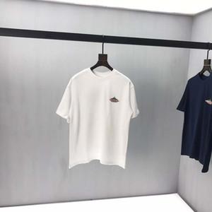 Yaz yeni Hi-sokak Tişört Siyah Gri Kısa Kollu Erkek Hip Hop T shirt Artı boyutu M-2XL Unisex # 1124
