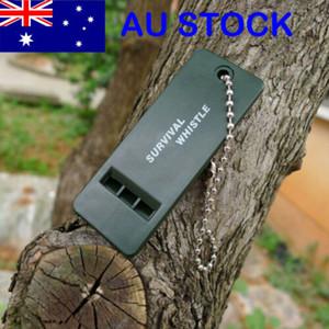 3 freqüência diferente Alarme Whistle Salvamento de Emergência Outdoor Survival Whistle Self Defense