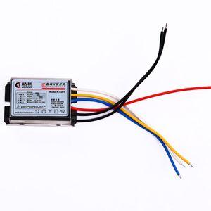 Interruptor Corker digital Subsección Sala de iluminación 220V divisor de acero inoxidable Interruptor seccional 3 maneras 4 Secciones Segmenter