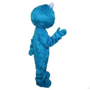 qualité professionnelle en gros haute chaud mascotte Marque taille adulte Elmo costume mascotte Elmo mascotte livraison gratuite costume