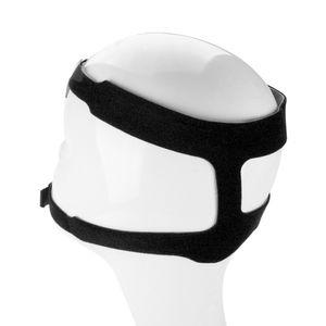 Il copricapo caldo di vendita sostituisce il CPAP per il copricapo in fibra elastica Dimensione universale per tutta la maschera nasale e facciale del cuscino nasale