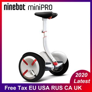 Original Ninebot Mini Pro N3M320 Self Balancing Electric Scooter Two Wheels 800w 30 km Mileage Smart Hoverboard Skate Board