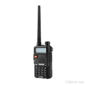 Hot BaoFeng UV-5R UV5R Walkie Talkie Dual Band 136-174Mhz & 400-520Mhz Two Way Radio Transceiver with 1800mAH Battery free earphone(BF-UV5R)