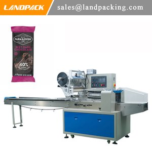 Multifunction Beet Wrap Chocolate Flow Machine Automatic Chocolate Pillow Bag Packing Machine