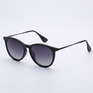 Gafas de sol de moda Erika Mujeres Gafas de sol Eyeware Lentes polarizadas Hombre Gafas de sol Conducción de lentes de protección UV con popular