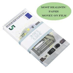 도매 나이트 클럽 바 분위기 소유의 돈이 가짜 10 20 50 100 유로 가짜 영화 돈 철판 유로 (20) 플레이 돈을 빌렛
