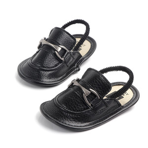 Baby Moccasins Summer Boys Fashion Sandals Slipper Infant Shoes 0-18 Month Baby Sandals