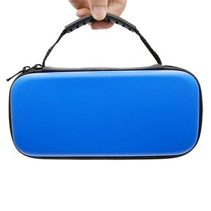 EVA Carrying Case Bag For Nintendo Switch Lite Hard Durable Game Card Storage Portable Pouch Shockproof 100PCS LOT CRexpress