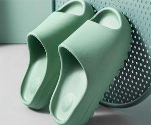 2020 New Bone women Luxury Fashion Designer Slippers Foam Runner kanye Slide Desert Sand Black Resin Beach Women Sandals size 35-40