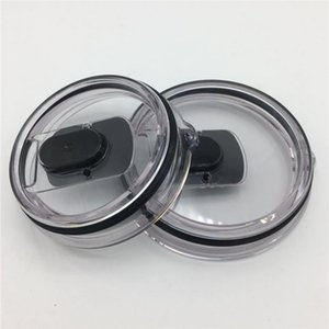 Hot 20oz 30oz Magnetic Lid Tumbler Replacement Lids Slider Spill Proof Cup Cover Leakproof Cup Lid