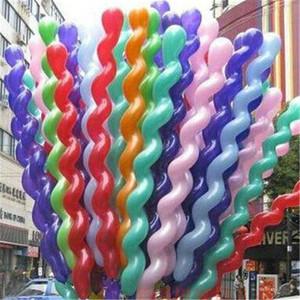 10PCS / LOT 36 بوصة برغي الموضوع بالون الزفاف حفل عيد ميلاد بالون الديكور